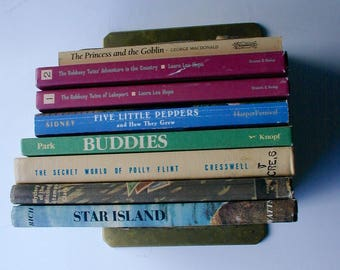 Summer Reading for Kids 8 Chapter Books