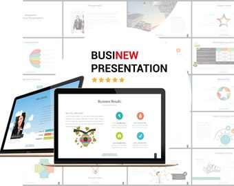 Businew PowerPoint Template