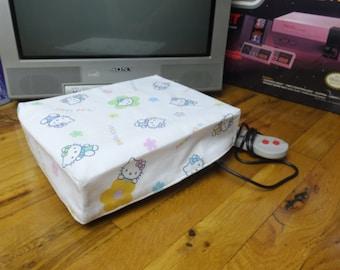 Hello Kitty WRETRO WRAPPER console dust cover