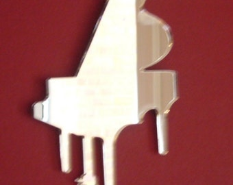 Grand Piano Shaped Mirrors  - 5 Sizes Available