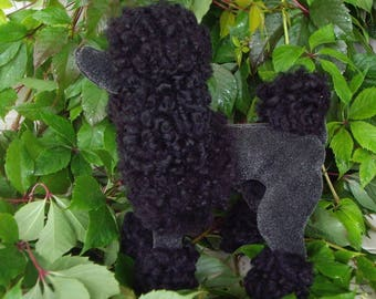Toy Poodle, Toy, Soft Toy, Gift, Collectible Toy