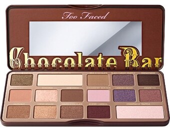 100% Authentic Too Faced Chocolate Bar Eyeshadow Palette