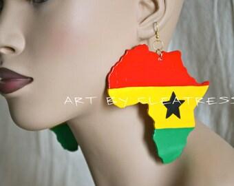 Ghana Earrings