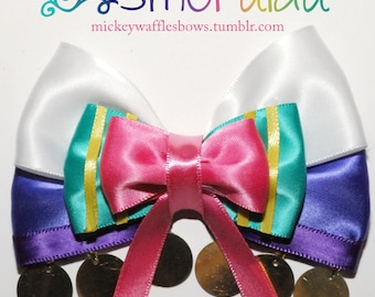 Esmeralda Hair Bow