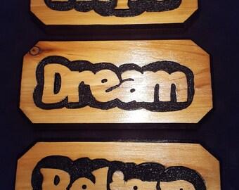 Handmade Hope Dream Believe