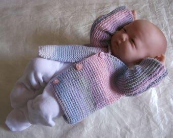 Multicolor baby Cardigan