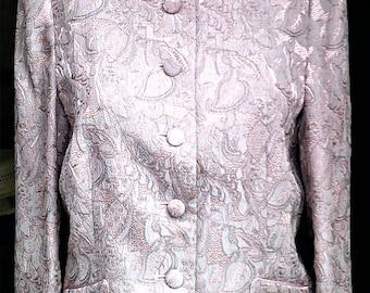 Stunning Brocade Phase 8 Jacket Size 14