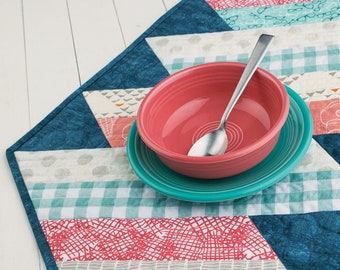 Rocky Mountain Table Runner Pattern by Atkinson Designs-  #191