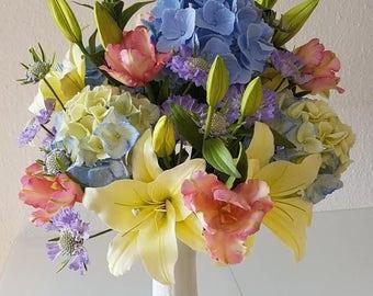 Blumenstraus, bouquet, home decor, mother's day, Valentine's day