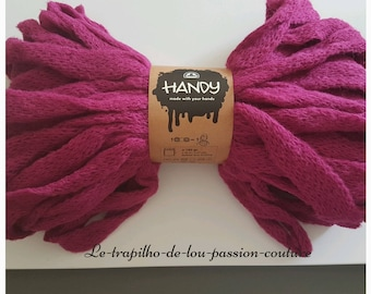 Ball of yarn HANDY - DMC - knit with hands