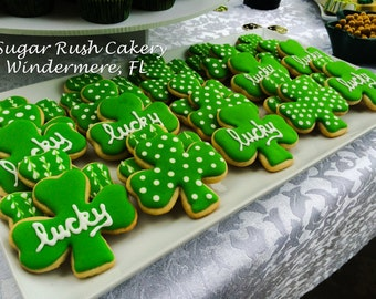 St. Patrick's Day Cookie Set