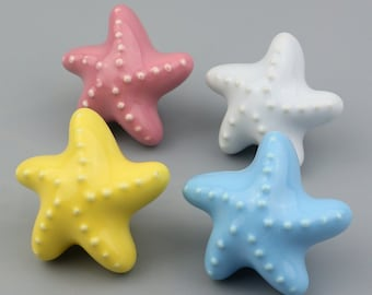 Starfish knobs | Etsy