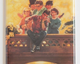 Better Off Dead Movie Poster Fridge Magnet
