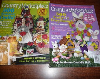 Country Marketplace Magazines You Choose The Issue