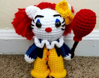 Hello Dancing Clown