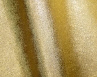 """Leather 8""""x10"""" SAFFIANO GOLD Metallic Weave Embossed Cowhide 2.5-3oz/ 1-1.2mm PeggySueAlso™ E8201-05"""