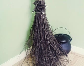 Witches Broom - witchcraft wicca pagan handfasting sweeping brooms wicca witch tools halloween samhain sabbat