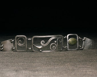 Nature Glyph Bracelet