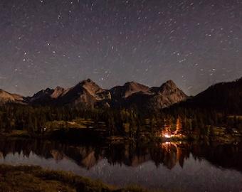 Molas Lake - Colorado - San Juan Mountains - Molas Lake - Fall in Colorado - Molas Pass - Aspen Trees - Quakies