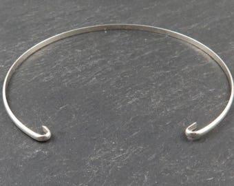 """Sterling Silver Interchangeable Bracelet ~ 7"""""""