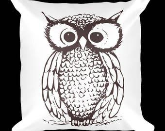 Owel Pillow