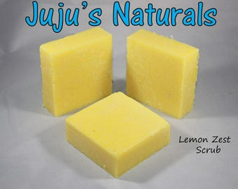 Lemon Zest - Handmade Soap
