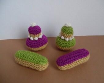 Dinette crochet enlightened and religious