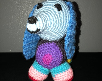 Crochet Dachshund
