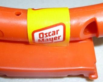 Vintage Oscar Meyer Weiner Whistle, 1960s
