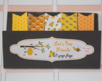 Page flags   bee themed