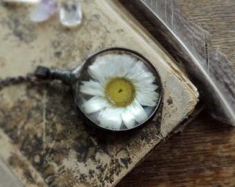 terrarium necklace, white flower, s day, boho, gypsy, terrarium necklaces, wedding, bridesmaids necklaces