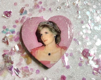 PRINCESS DIANA PIN