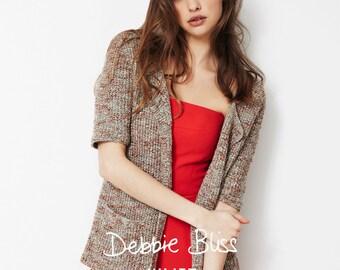 Debbie Bliss DB023 Juliet Pattern Single Pattern Booklet