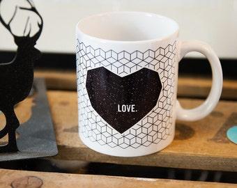 the Love Mug.