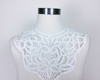 vintage lace Collar Detachable Collar Necklace