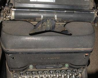 Antique L C Smith Corona Typewriter Manual Super Speed