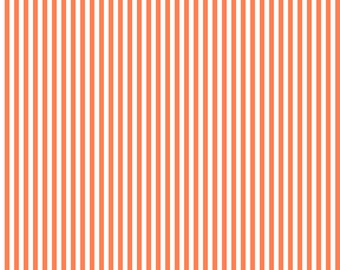 Thin Horizontal or Thin Vertical Coral Lined Cardstock Paper