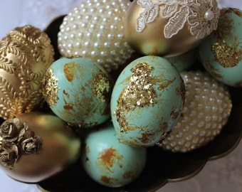 Decorative Sofreh Aghd Eggs