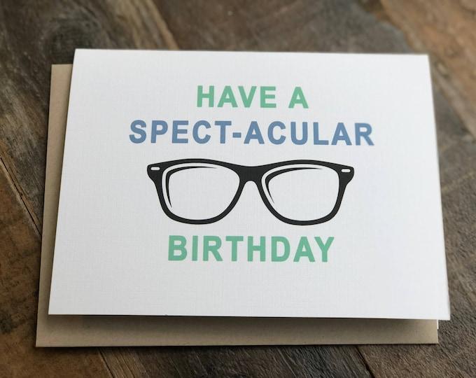 """Birthday Card """"spectacular"""""""