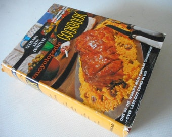 The Culinary Arts Institute Encyclopedic Cookbook Hardcover  1976 New Revised Edition Hardcover with Dust Jacket by Berolzheimer (Author)