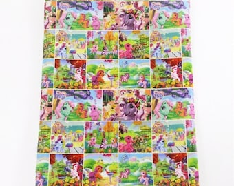 my little pony G3   fabric