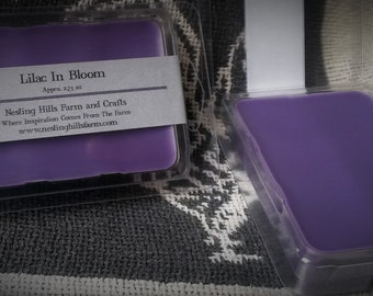 Lilac In Bloom Soy Melts