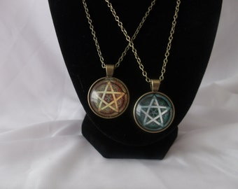 supernatural anti possession inspired necklace