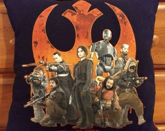 "Star Wars: Rogue One 18"" by 18"" Decorative Pillow"