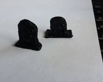 Miniature tombstone