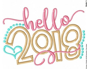Hello 2018 -New Years -New Years Celebration -New Years Vibe -Holiday -New Years Resolution -Welcome 2018 -King 2018