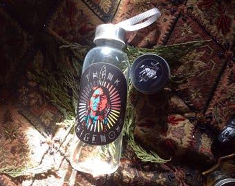 Think Indigenous Tea Bottle & 1 oz. Herbal Tea