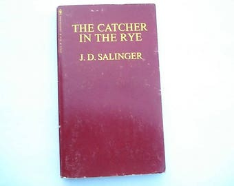 The Catcher In The Rye, JD Salinger