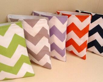 Reusable Sandwich Bag, Eco Friendly Bag, Eco Sandwich Bag, Cotton Sandwich Bag, Sandwich Bags, Stocking Stuffers, Teacher Gift, Fabric Pouch