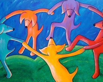 The Dog Dance